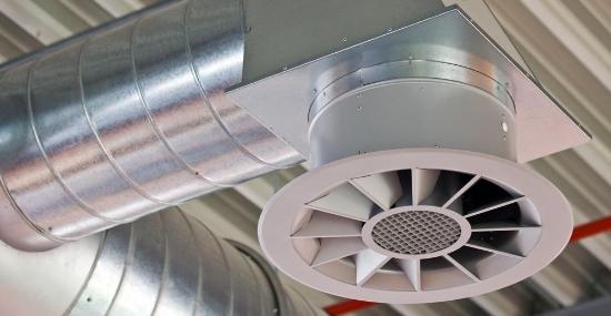 Монтаж вентиляції, кліматизації*